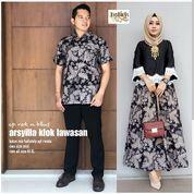 Batik Couple Pria Wanita