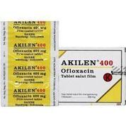 Akilen 400 Mg Tablet Per Box