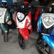 Yamaha New Fino Sporty Ready