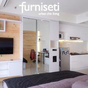 Studio Bedroom Breeze, Bintaro Plaza Residence