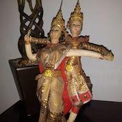 Boneka Antik Penari Thailand