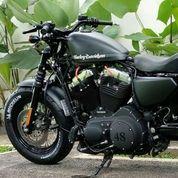 Harley Sportster 48 2012