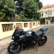 Kawasaki Ninja 250 2011 Hitam Full Original Tgn 1 Jakarta
