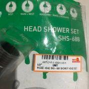 Shower Mandi - Head Shower Set Wasser SHS 688