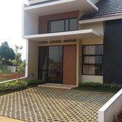 Rumah Disain Elegant Dan Modern Dalam Cluster Di Pamulang