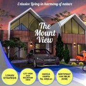 The Mount View Konsep Rumah Tumbuh Di Jalan Utama Cihanjuang Bandung Utara