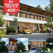 Rumah Villa 2 Lantai Konsep Japanese Ecovillage Simpang Cisarua Cimahi