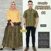 Couple Gamis Aksara