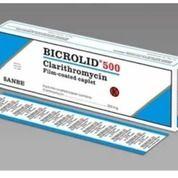 Bicrolid Tablet Per Box