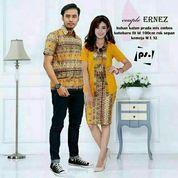 Baju Batik Couple Kemeja Katun Prada Mix