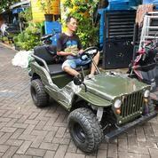 Motor Jeep Mini Surabaya