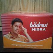Bodrex Migra Per Strip