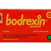 Bodrexin Tablet Per Box