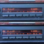 BMW E38 E39 E53 X5 LCD Radio MID Pixel Ribbon Cable Repair Display