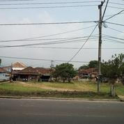 Tanah Matang 2600m2 Siap Bangun Bahu JL Raya Banjaran Soreang