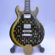 Miniatur Gitar Schecter ZV Special
