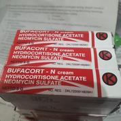 Bufacort N Cream 5 Gram
