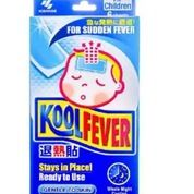 Koolfever Anak Per Box