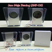 Jam Meja Promosi - JMP-06 - Termurah