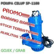 POMPA SUBMERSIBLE 220V / 50Hz (POMPA CELUP AIR KOTOR) 4inch