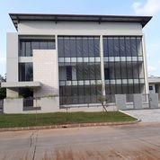 Gudang Dan Kantor Mewah Taman Tekno BSD