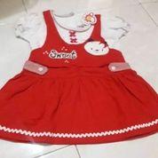 Dress Anak 1thn,Bahan Katun