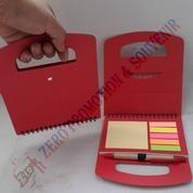 Barang Promosi Perusahaan Memo Tas - Notebook Promosi