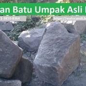 Batu Umpak Alas Kaki Penyangga Rumah Kayu Tempo Dulu