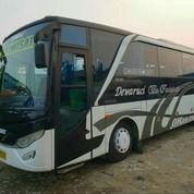 Bis Bus Mercy 15 25 Tahun 2008 Karoseri Adiputro Surat Kumplit Siap Kerja Murah