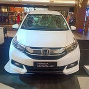 Mobil Honda Mobilio Putih 2019