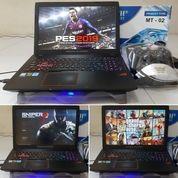 ASUS ROG STRIX GTX 1050 HDD SSD MULUS BGT BONUS MURAH