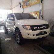 All New Ford Ranger 2013 Putih
