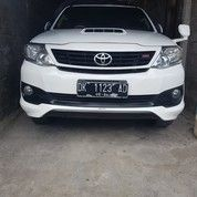 Toyota Fortuner Silar Manual
