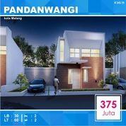 Rumah Baru Di Pandanwangi Sulfat Kota Malang _ 345.19