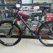 Sepeda Redyyy Warna Merah