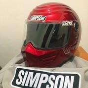 Simpson Outlaw Bandit Red Candee
