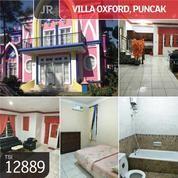 Villa Oxford, Puncak, Bogor, 210 M, 2 Lt, SHM