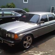 Mercedes Tiger 1981 W123 A/T Istimewa US Style Kondisi Prima Siap Pakai Harian