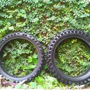 Ban Motor Depan Belakang Corsa Cross X Ring 14 Ukuran 70-100 90-100