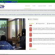 Sistem Informasi & Portal Dinas Kesehatan - PHP