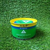 ALFAGLOS POLYESTER PUTTY HI-GRADE GREEN + HARD SIZE 1000GR