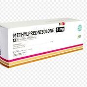Methyl Prednisolon 4 Mg Per Box