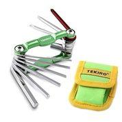 Kunci Sepeda Tekiro Bike Tools 10 Pcs