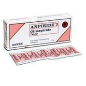 Anpiride 3 Mg Tablet Per Box