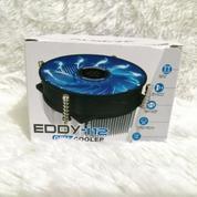 Fan Heatsink CPU Cooler INTEL LED