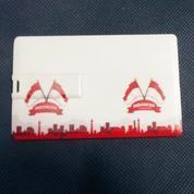 Flashdisk Kartu Untuk Souvenir 17 Agustus Hut RI 16gb