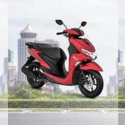 Yamaha Free Go 125 S Version
