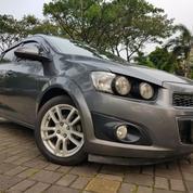 Chevrolet Aveo 1.4 LT AT 2013/2014,Desain Modern Yang Atraktif