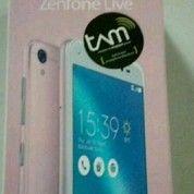 Asus Zenfone Live Ram 2 Masih Baru Mulus Normal Fullset Murah Net