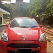 Daihatsu Ayla M 2015 Pajak Panjang Full Original